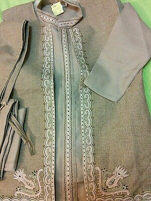 Boys indian 4 price suit  size 1 new with tags
