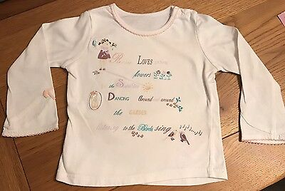 Girls T.Shirt Age 12-18 Months Mother are