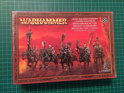 Chaos Marauder Horsemen for Warhammer or Age of Sigmar