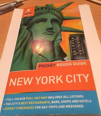 Rough Guides New York City guide book