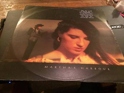 """All About Eve Martha's Harbour 12"""" Single 1988 VERY GOOD"""