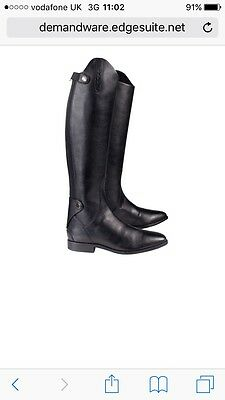 BNWT Horze Long Leather Riding Boots