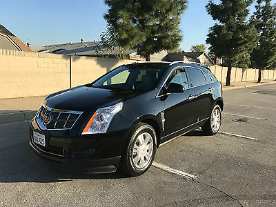 2012 Cadillac SRX  2012 Cadillac SRX Luxury Collection SUV 3.6L 36K Miles, Navi, Sunroof Loaded!