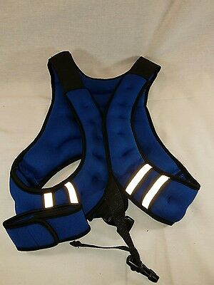 Tone Fitness Weighted Vest, 12 lbs, New, Free Shipping
