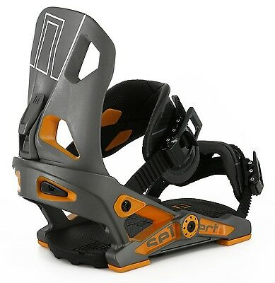NOW Brand SELECT Snowboard Bindings NEW! Large
