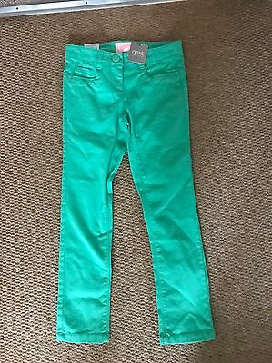 Next Girls Trousers Age 7 Years, New !!!