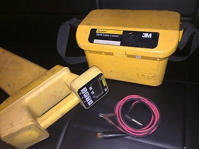 Dynatel 2210 Underground Cable Pipe Line Locator