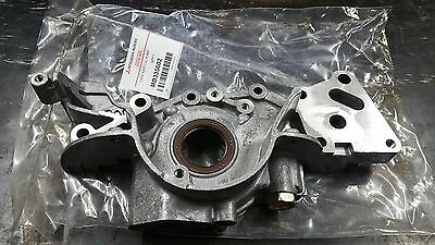 Oil Pump Assy suit Mitsubishi Magna / Verada 6G74 ** 380 6G75 NEW GENUINE ITEM