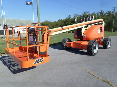 2007 Jlg 600A 60' Boom Lift Manlift Aerial Articulating Boomlift Man Lift