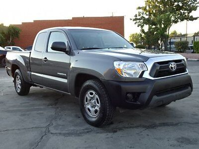 2013 Toyota Tacoma Access Cab 2013 Toyota Tacoma Access Cab Damaged Salvage Perfect Project Priced to Sell!!
