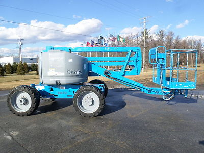 2007 Genie Z45/25 Articulating Boom Lift 45Ft Man Lift Manlift Boomlift