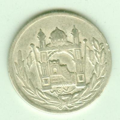 Afghanistan Silver 1925 Afghani-Lot A4