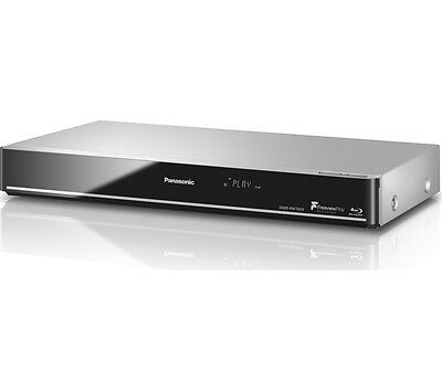 Panasonic DMR-PWT655EB Smart 3D Blu-ray & DVD Player Freeview Play Recorder