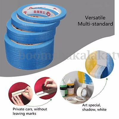 New 1 PC UV Resistant Painters Painting Blue Masking Tape12mm/20mm / 50mmx30m