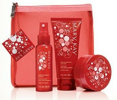 Mary Kay Glistening Winterberry Set - Limited Edition Discontinued - Great Gift!