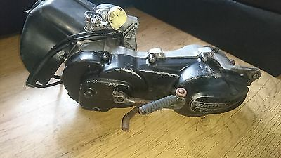 Cagiva City 50 City Scooter 50Cc 2 Stroke Engine Complete Running Motor Starter