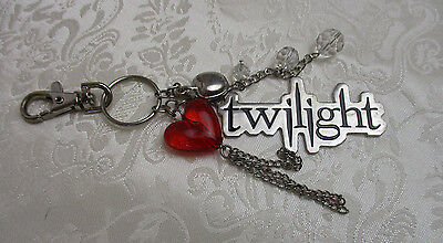 Pre-Loved Twilight Key Ring