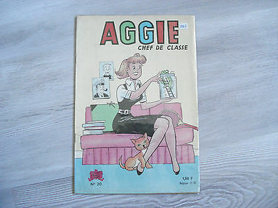 Aggie / Tome 20 / Eo / 1967 / Be / Spe / A Voir