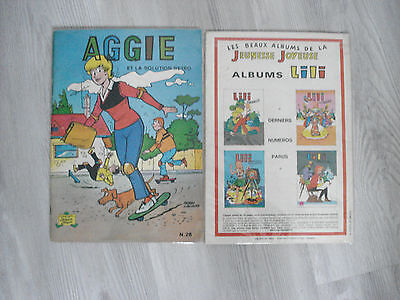 Aggie / Tome 28 / Eo / 1979 / Be / Spe / A Voir