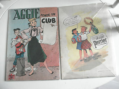 AGGIE / TOME 5 / 1956 / re / TBE / SPE / A VOIR