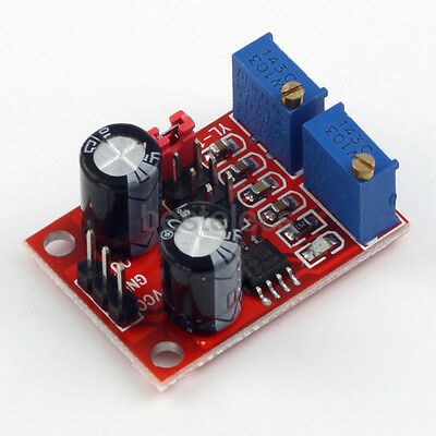 NE555 Duty Cycle Adjustable Pulse Frequency Module Square Wave Signal Generator
