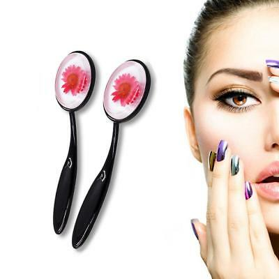Silicone Anti-Sponge Blender Blending Powder Puff Makeup Foundation Beauty