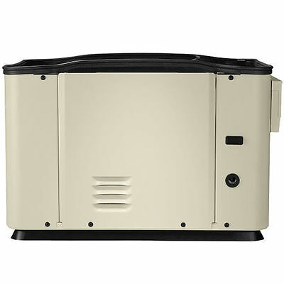 Generac PowerPact™ 7.5kW Home Standby Generator System (50-Amp 8-Circui***