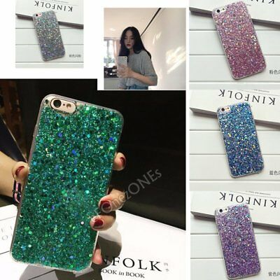 Bling Silicone Glitter ShockProof Case Cover For Apple iPhone X 6 7 8+ XS max