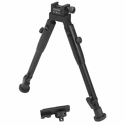 CCOP Tactical Hunting Rifle Picatinny Swivel Stud Mount Bipod Stabilizer BP-59AM