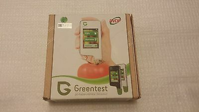 Greentest HNO3 Geiger counter radiation measuring instrument and nitrite tester