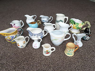 COLLECTION JOBLOT OF JUGS x 17