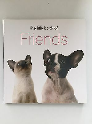 NEW The Little Book of Friends by In Good Company Books