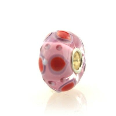 Trollbeads Pink Unique 2711