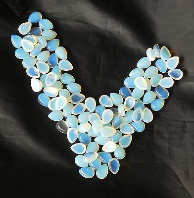 33.00 Cts Treated Charming Gracefull Mix Lot Opalite Opal Loose Gemstone
