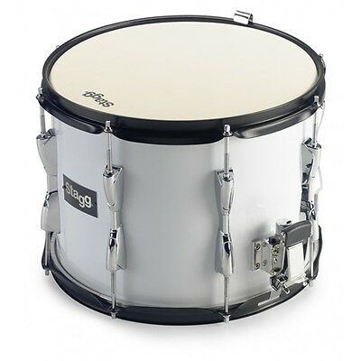 Stagg Marching Snare Drum - 14 x 12 Inch