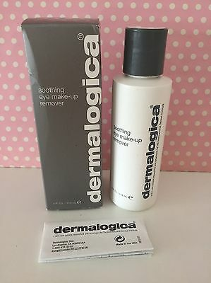 Dermalogica Soothing Eye Makeup Remover ❤️118Ml Brand New Boxed❤️