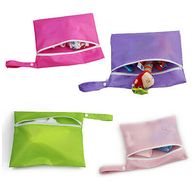 Waterproof Storager Wet Case Bag Nappy Toy Diaper