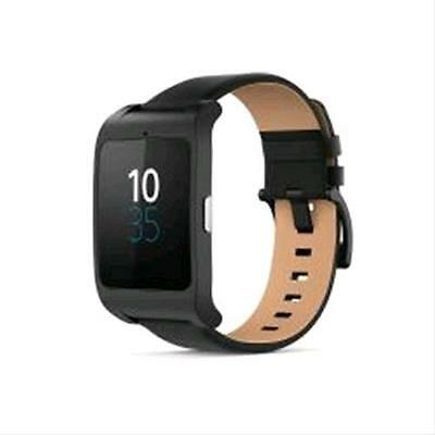 "Sony Smartwatch 3 Swr50 1.6"" Touchscreen Bluetooth Android Wear"