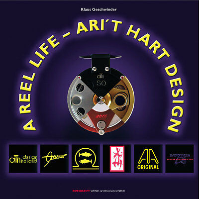A REEL LIFE - ARI´T HART DESIGN ATH • Collector´s book • Must have
