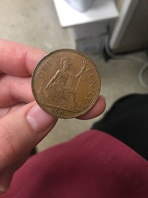 One Penny 1967 Large