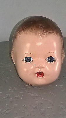 Betsy Wetsy Doll Head from 1930's
