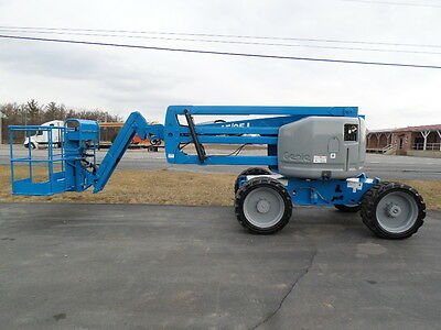 2006 Genie Z45/25J Boom Lift Manlift Man Lift Aerial Straight Stick Boomlift