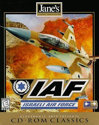 Israeli Air Force - PC