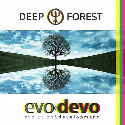 Deep Forest - Evo Devo (Evolution & Development) - 2 x Vinyl LP *NEW & SEALED*
