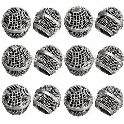 Replacement Head Mesh Microphone Grille for Shure SM58/Beta58/Beta58a MT