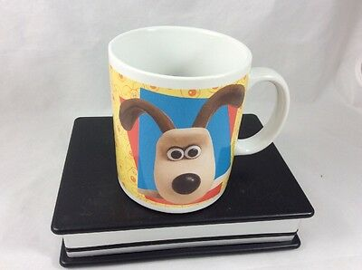 Wallace and Gromit Mug 1989