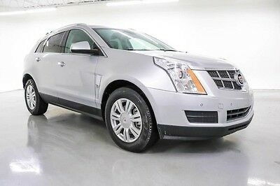 2012 Cadillac SRX Luxury Sport Utility 4-Door 2012 Cadillac Luxury Collection