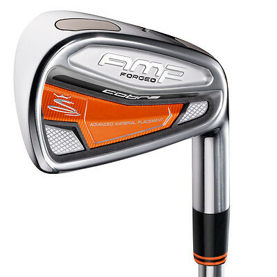 New Cobra Amp Forged Irons 4-PW Reg or Stiff KBS Tour Shafts MCC Grips Save £s