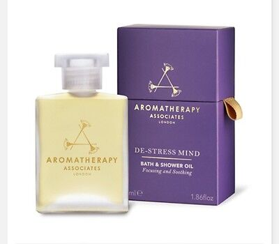 Aromatherapy Associates De Stress Mind Bath And Shower Oil