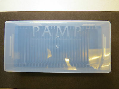 Hard Case Design Pamp Fortuna Container Box For 1 Oz / Gram Gold Bar Fits 25
